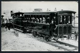 Ancienne Reproduction D'une Photo - Réseau Sud-France SF - Draguignan - Train Voyageurs En 1888 - Superbe - Voir 2 Scans - Draguignan