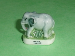 Fèves / Films / BD / Dessins Animés : Tarzan , Tantor L'éléphant   T42 - Dessins Animés