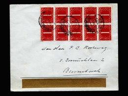 A5476) Niederlande Netherlands Brief S`Gravenhage 1950 MeF - 1949-1980 (Juliana)