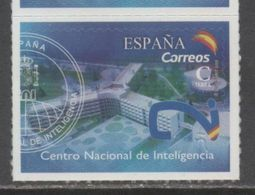 SPAIN, 2018, MNH, NATIONAL INTELLIGENCE CENTRE, 1v - Architecture