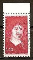 1996 - N°2995 René Descartes (1596-1650) - France