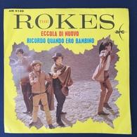 45 Giri - The Rokes - Eccola Di Nuovo / Ricordo Quando Ero Bambino - 45 G - Maxi-Single