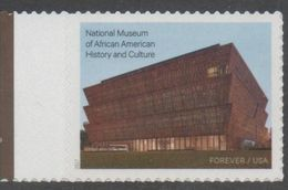 USA , 2017, MNH, MUSEUMS, NATIONAL MUSEUM OF AFRICAN AMERICAN HISTORY AND CULTURE, 1v - Museums