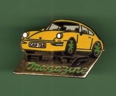 PORSCHE *** FLAT 6 MAGAZINE *** A005 - Porsche