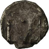 Monnaie, France, Denier, Marseille, TB+, Argent - 470-751 Monete Merovingi