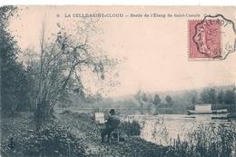 Cpa 78 La Celle St Cloud Peintre Bord étangde St Cucufa - La Celle Saint Cloud