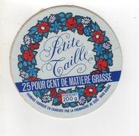 ETIQUETTE DE FROMAGE FROMAGE FABRIQUE EN CHARENTE PETITE TAILLE DIGNAC - Cheese