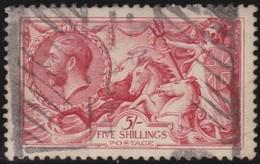 Great  Britain    .   Yvert    154      .        O      .   Gebruikt    .     /    .     Cancelled - 1902-1951 (Koningen)