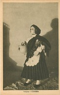 - Pays Div.-ref-L860 - Portugal - Costumes Portugais - Exposition De Paris 1937 - Coimbra - Tricana - - Coimbra