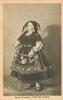 - Pays Div.-ref-L859 - Portugal - Costumes Portugais - Exposition De Paris 1937 - Viana Do Castelo - Femme Du Peuple - - Viana Do Castelo