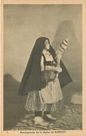 - Pays Div.-ref-L858 - Portugal - Costumes Portugais - Exposition De Paris 1937 - Region Barroso - Montagnarde - Fileuse - Portugal