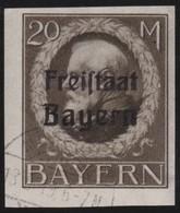Bayern      .      Michel    .    170  B       .    O     .      Gebraucht   .     /    .    Cancelled - Bayern