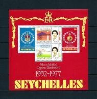 Seychelles  Nº Yvert  HB-8  En Nuevo - Seychelles (1976-...)