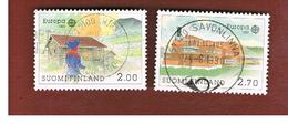 FINLANDIA (FINLAND) - EUROPA 1990 -  USED - Europa-CEPT