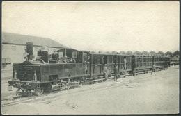 Chemins De Fer Départementaux - Un Train Type Vers 1900 (voie De 1m) - HMP N°609 - Voir 2 Scans - Trains