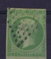 Colonies Générales: Yv Nr 8 Obl./Gestempelt/used - Napoléon III