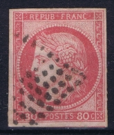 Colonies Générales: Yv Nr 21 Obl./Gestempelt/used - Cérès
