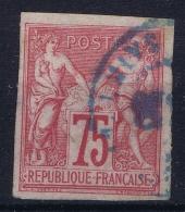 Colonies Générales: Yv Nr 28 Obl./Gestempelt/used - Sage