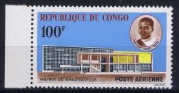 Congo   Yv   Ae 11, Mi Nr 27 Postfrisch/neuf Sans Charniere /MNH/**  1963 - Congo - Brazzaville