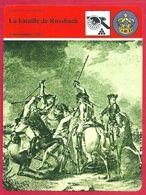 La Bataille De Rossbach, Guerre De Sept Ans, Défaite Des Français De Louis XV Contre Les Prussiens De Frederic II - Histoire