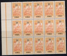 Oceanie Yv 45 Block De 25  Postfrisch/neuf Sans Charniere /MNH/** - Oceania (1892-1958)