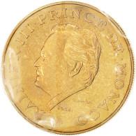 Monnaie, Monaco, 10 Francs, 1974, SUP, Copper-Nickel-Aluminum, KM:E63 - Monaco