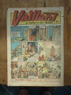 Le Journal De Vaillant...l'Illustré Du Jeudi -Yves Leloup - Année 1947 Où 1948 - Vaillant