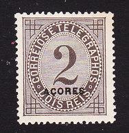 Azores, Scott #P3, Mint Hinged, Newspaper Stamp, Issued 1876 - Azoren