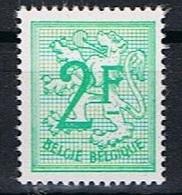 Belgie OCB 1671 (**) - 1951-1975 Lion Héraldique