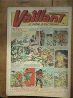 Le Journal De Vaillant...l'Illustré Du Jeudi -Yves Leloup - Année 1947 Où 1948 - 2 - Vaillant