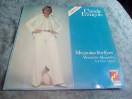 """CLAUDE FRANCOIS """"Magnolias For Ever"""" - Disco & Pop"""