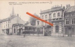 PERUWELZ - Le Château De Madame Petit, Rue Albert Iér - Péruwelz