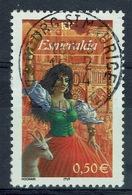 France, Esmeralda, The Hunchback Of Notre-Dame, Victor Hugo, 2003, VFU - France