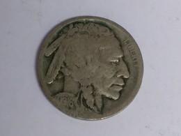 1916-S Buffalo Nickel - Federal Issues