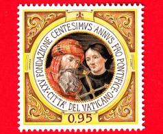 Nuovo - MNH - VATICANO - 2018 - 25 Anni Centesimus Annus Pro Pontifice  - Adorazione Dei Magi - 0.95 - Vatican