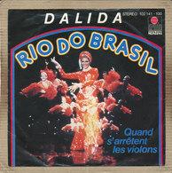 """7"""" Single, Dalida, Rio Do Brasil - Disco, Pop"""