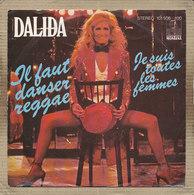"""7"""" Single, Dalida, Il Faut Danser Reggae - Disco & Pop"""