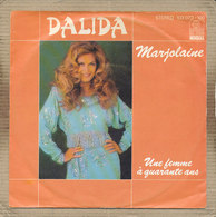 "7"" Single, Dalida, Marjolaine - Disco, Pop"