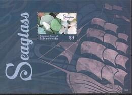 Miconesie Micronesia 2014 Yvertn° Bloc 258 *** MNH Cote 12,50 Euro Seaglass Verres De Mer - Micronésie