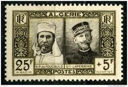 Algerie (1950) N 284 * (charniere) - Algérie (1924-1962)