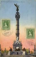 Mexico, MEXICO, Monumento A La Independencia (1923) Postcard - Mexique