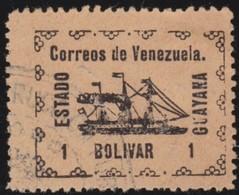 Venezuela          .    Yvert      .       91     .       O      .    Gebruikt   .     /    .    Cancelled - Venezuela