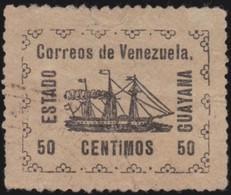 Venezuela          .    Yvert      .       90a      .       O      .    Gebruikt   .     /    .    Cancelled - Venezuela