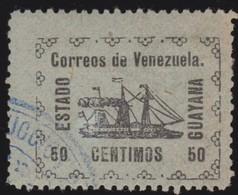 Venezuela          .    Yvert      .       90      .       O      .    Gebruikt   .     /    .    Cancelled - Venezuela