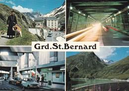 TUNNEL DU GRAND ST BERNARD MULTIVUES(dil371) - VS Valais