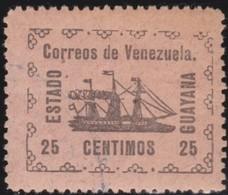 Venezuela          .    Yvert      .       89      .       O      .    Gebruikt   .     /    .    Cancelled - Venezuela