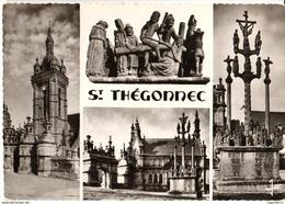 29 - SAINT THEGONNEC - MULTIVUES - Saint-Thégonnec