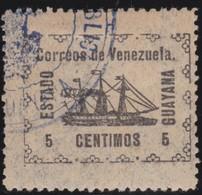 Venezuela          .    Yvert      .       87      .       O      .    Gebruikt   .     /    .    Cancelled - Venezuela