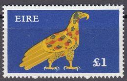 EIRE - IRLANDA - 1975 -  Yvert 323 Nuovo MNH, 1 £. - 1949-... Repubblica D'Irlanda
