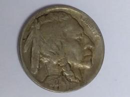 1927-D Buffalo Nickel - Federal Issues